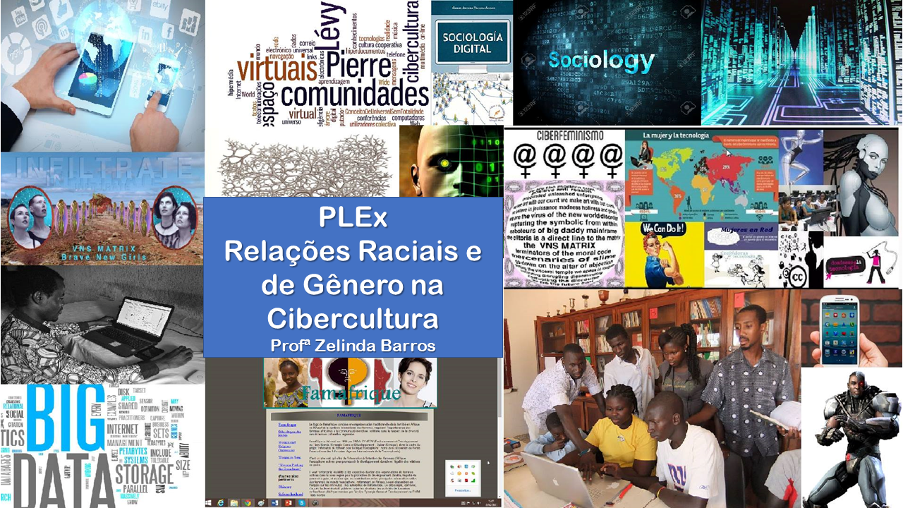 """""""Relações Raciais e de Gênero na Cibercultura"""" - Componente do PLEx"""